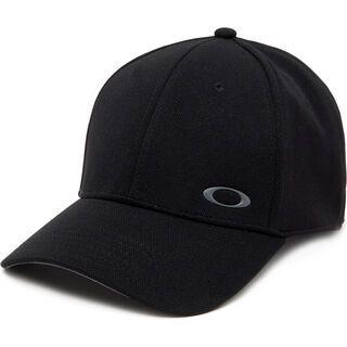 Oakley Silicon Ellipse Hat, jet black - Cap
