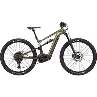 Cannondale Habit Neo 2 2020, mantis - E-Bike