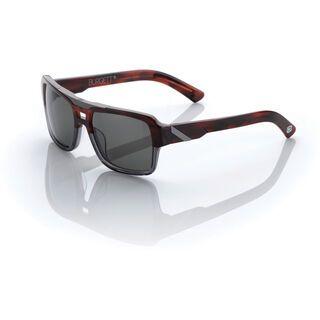 100% Burgett, tortoise/grey - Sonnenbrille
