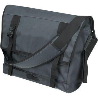 Scott Shoulder Rush Bag, dark grey - Messenger Bag