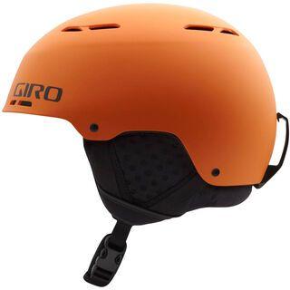 Giro Combyn, Matte Orange - Snowboardhelm