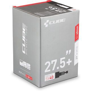 Cube Schlauch 27.5+ MTB SV - 2.10-3.00