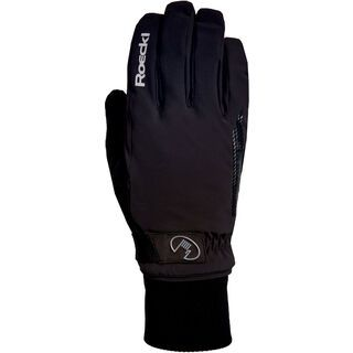 Roeckl Vermes GTX, schwarz - Fahrradhandschuhe