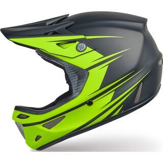 Specialized Dissident Comp, hyper green - Fahrradhelm