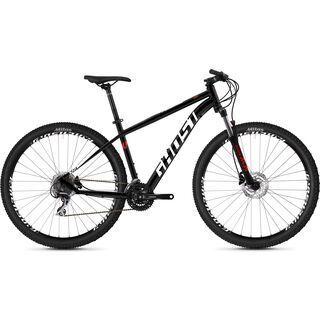Ghost Kato 3.9 AL 2020, black/white/red - Mountainbike