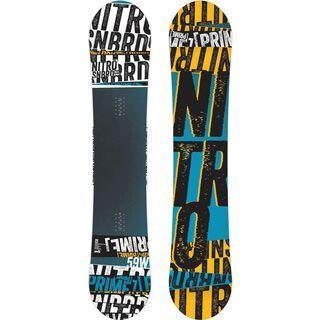 Nitro Prime Stacked Wide 2015 - Snowboard