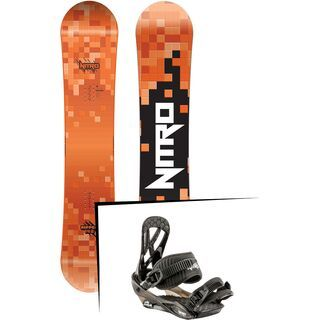 Set: Nitro Ripper Youth 2019 +  Charger Mini (2179830S)