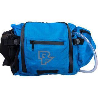 Race Face Stash Hip Bag 3L blue