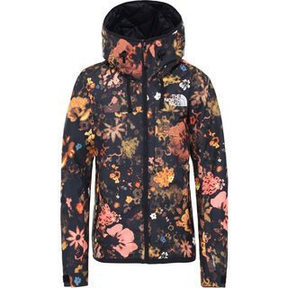 The North Face Women's Superlu Jacket, tnf black flower child multi print - Skijacke