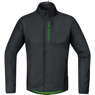 Gore Bike Wear Power Trail Windstopper SO Thermo Jacke, black - Radjacke