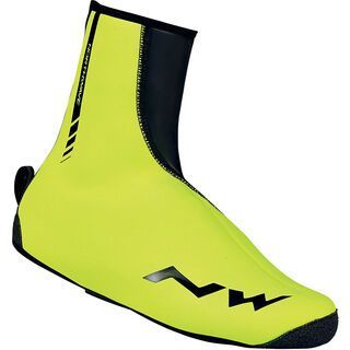 Northwave Sonic 2 Shoecover yellow fluo/black