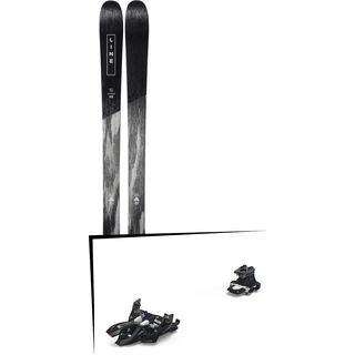 Set: Line Supernatural 86 2019 + Marker Alpinist 9 black/titanium