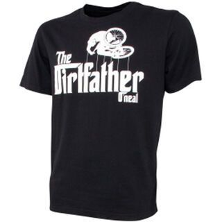 ONeal The Dirtfather T-Shirt, black