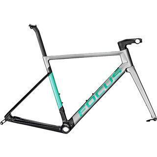 Focus Izalco Max Disc 9 FS 2020, silver - Fahrradrahmen