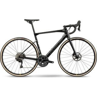 BMC Roadmachine Four 2021, carbon & grey - Rennrad