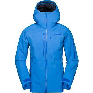 Norrona lofoten Gore-Tex insulated Jacket W's, campanula - Skijacke