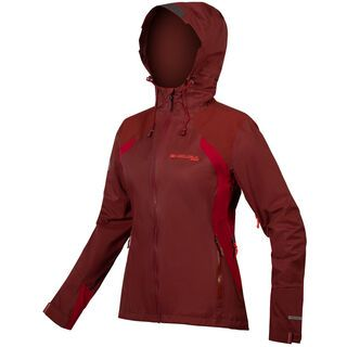 Endura Wms MT500 Waterproof Jacket II, kakau - Radjacke