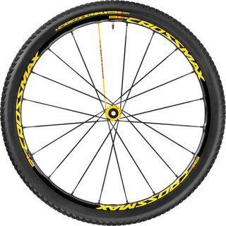 Mavic Crossmax SL Pro WTS 27.5, yellow - Vorderrad