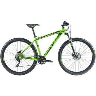 *** 2. Wahl *** Cube Attention SL 29 2014, green/black - Mountainbike | Größe 21 Zoll