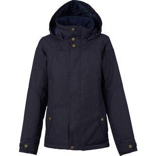 Burton Women's Jet Set Jacket, mood indigo - Snowboardjacke