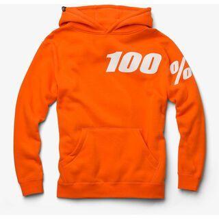 100% Disrupt Pullover Hoody, orange