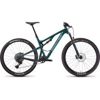 Santa Cruz Tallboy C S 2019, green/blue - Mountainbike