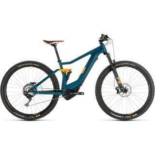 Cube Stereo Hybrid 120 HPC SL 500 Kiox 29 2019, pinetree´n´orange - E-Bike