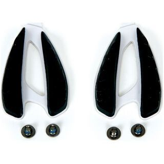 Specialized Road Shoe Heel Lugs, black/white - Zubehör