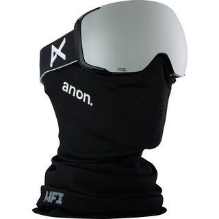 Anon M2 MFI, black/Lens: sonar silver - Skibrille
