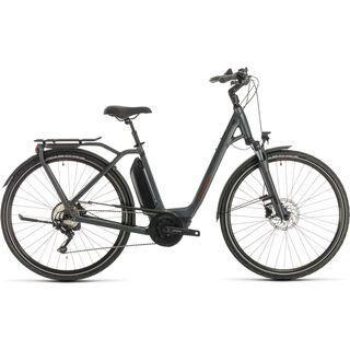 Cube Town Sport Hybrid Pro 400 2020, iridium´n´red - E-Bike