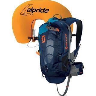 Scott Air Free AP 12 Pro Kit, black iris - Lawinenrucksack