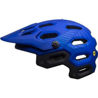 Bell Super 3 Joy Ride MIPS, cobalt/pearl - Fahrradhelm