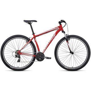 Specialized Hardrock 29 2014, Red/White - Mountainbike