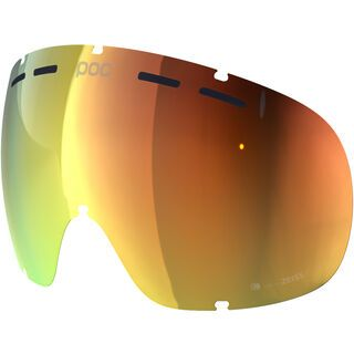 POC Fovea Mid Clarity Spektris Orange