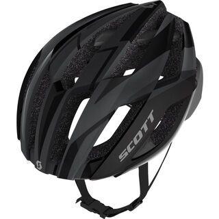 Scott Arx, black matt - Fahrradhelm