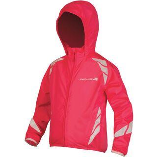Endura Kids Luminite Jacket II, neonpink - Radjacke