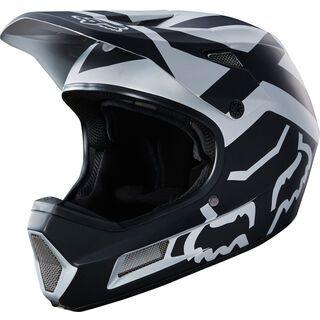 Fox Rampage Comp Helmet, black/chrome - Fahrradhelm