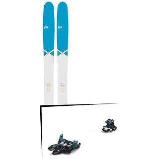 Set: DPS Skis Wailer 112 2016 + Marker Alpinist 9 (2319305)