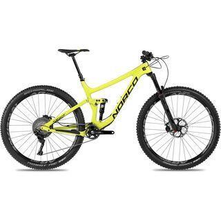 Norco Sight C 9.2 2017, citron/charcoal - Mountainbike