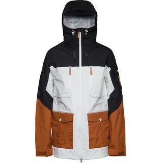 WearColour Falk Jacket, white - Skijacke