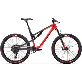 Rocky Mountain Thunderbolt Carbon 50 2018, red/smoke/black - Mountainbike