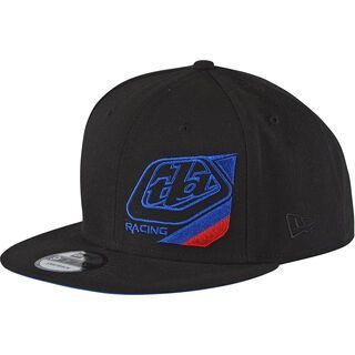TroyLee Designs Precision Hat, black/blue - Cap