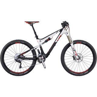 Scott Genius 720 2016, black/white/red - Mountainbike