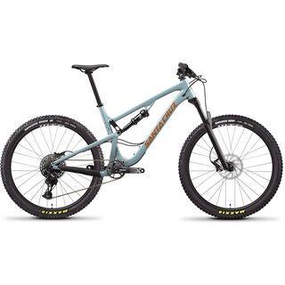 Santa Cruz 5010 AL D 2020, robins egg/orange - Mountainbike