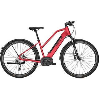 Focus Planet² 6.8 Trapeze 2019, red - E-Bike