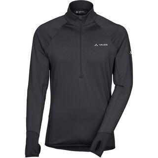 Vaude Men's Livigno Halfzip, black - Pullover
