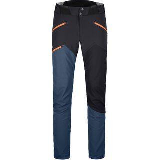 Ortovox Westalpen Softshell Pants M black raven