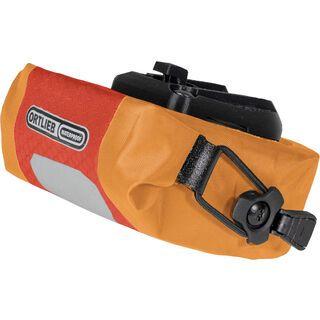 Ortlieb Micro Two 0,5 L, signal red-orange - Satteltasche
