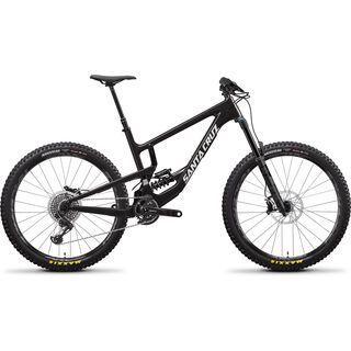 Santa Cruz Nomad CC X01 Coil 2020, carbon/white - Mountainbike