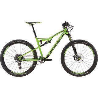 Cannondale Habit Carbon 1 2016, green/black - Mountainbike
